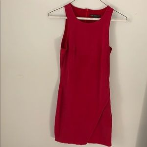 Armani Exchange Red dress XXS